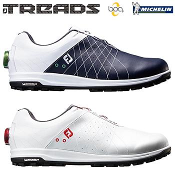 FOOTJOY(フットジョイ)日本正規品 FJ TREAD Boa(トレッドボア) 2018モデル スパイクレスゴルフシューズ【あす楽対応】