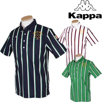 激安40%OFF 国内即発送 即納 KAPPA GOLF カッパゴルフ 春夏ウエア 70%OFFアウトレット あす楽対応 半袖シャツ KG812SS42