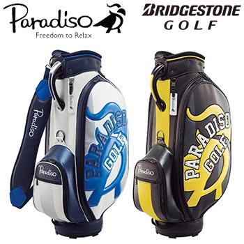 ブリヂストンゴルフ日本正規品 Paradiso(パラディーゾ) キャディバッグ メンズカジュアルデザインモデル 2018新製品 「CBA080」【あす楽対応】