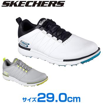 SKECHERS(スケッチャーズ)日本正規品 GO GOLF ELITE V.3 スパイクレスゴルフシューズ 2018新製品 サイズ:29.0cm 「54523」【あす楽対応】