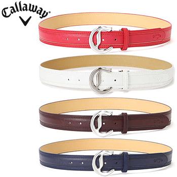 Callaway(キャロウェイ)日本正規品 スムースベルト メンズゴルフベルト 2018新製品 「241-8182502」【あす楽対応】