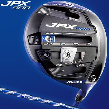 2017モデルMIZUNO(ミズノ)日本正規品JPX900 ドライバーOrochi Blue Eye Dカーボンシャフト【あす楽対応】
