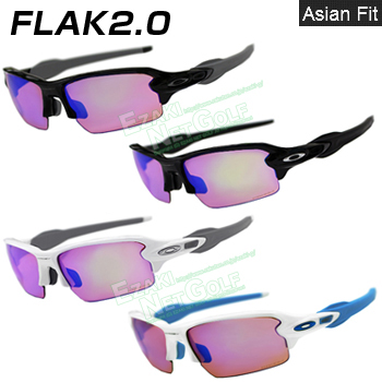 Oakly(オークリー) サングラス FLAK2.0(ASIA FIT) PRIZM Golf 「OO9271」 【あす楽対応】