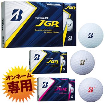 【おすすめオンネーム】BRIDGESTONE GOLF ブリヂストン日本正規品 TOUR B JGRゴルフボール 2018モデル 3ダース(36個入)