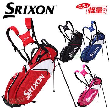 ダンロップ日本正規品 SRIXON(スリクソン) 軽量スタンドバッグ 2017モデル 「GGC-S135」【あす楽対応】