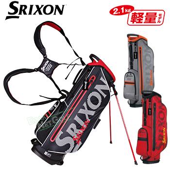 ダンロップ日本正規品 SRIXON(スリクソン) 軽量 スタンドバッグ 2018モデル 「GGC-S147」【あす楽対応】
