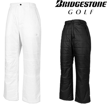 BridgestoneGolfブリヂストンゴルフウエア 2018秋冬モデル ゲイター付き中綿ウィンドパンツ 6GK01P ビッグサイズ(3L) 【あす楽対応】