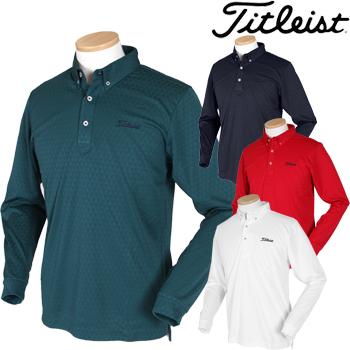 Titleist タイトリスト 2018秋冬モデル ウォーターリペントシャツ TWMC1805 ビッグサイズ(3L) 【あす楽対応】