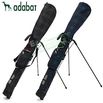 【【最大3000円OFFクーポン】】adabat (アダバット) セルフスタンド クラブケース2018モデル 「AB309S」【あす楽対応】