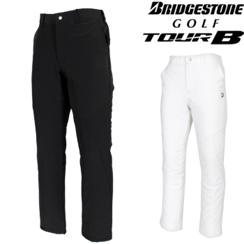 BridgestoneGolf(ブリヂストンゴルフ) 中綿パンツ 2018秋冬モデル ストレッチ ビッグサイズ(3L) 6GIT1K【あす楽対応】