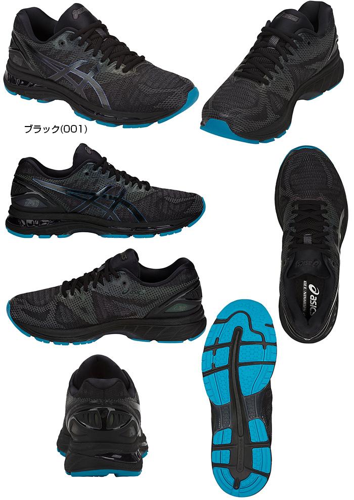 Asics (ASICS) Japanese regular article GEL NIMBUS 20 LITE SHOW (gel nimbus 20 light show) running shoes 2018 model