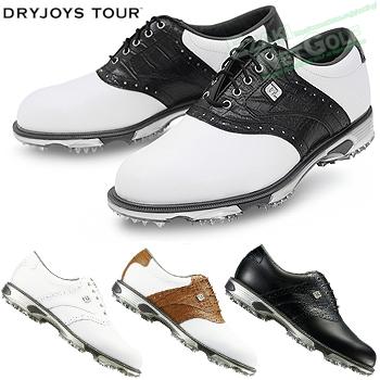 FOOTJOY(フットジョイ)日本正規品 DRYJOYS TOUR Lase (ドライジョイズツアー) ソフトスパイクゴルフシューズ 2018モデル ウィズ:W(EE)【あす楽対応】