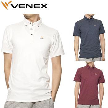 VENEX(ベネクス)Refresh(リフレッシュ)ポロシャツ メンズ(6710)