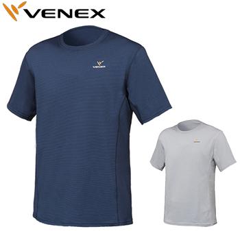 VENEX(ベネクス)Standard(スタンダード)ドライショートスリーブシャツ メンズ(6520)