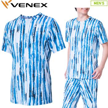 【【最大3000円OFFクーポン】】VENEX(ベネクス)日本正規品 STANDARD DRY (スタンダードドライ) ショートスリーブシャツ メンズ 「6536」