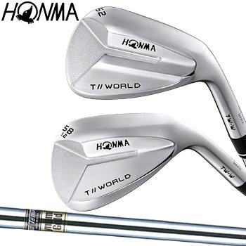HONMA GOLF(本間ゴルフ) 日本正規品 TOUR WORLD(ツアーワールド) TW-W ウェッジ 2019モデル DynamicGoldスチールシャフト