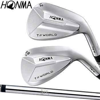 【3月30日 20時~4h限定10倍】HONMA GOLF(本間ゴルフ) 日本正規品 TOUR WORLD(ツアーワールド) TW-W ウェッジ 2019モデル N.S.PRO950GHスチールシャフト