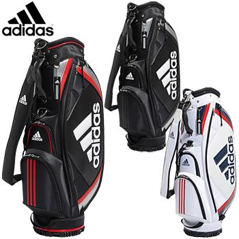 adidas Golf(アディダスゴルフ) 日本正規品 ベーシックキャディバッグ ゴルフキャディバッグ 2019モデル 「XA227」【あす楽対応】