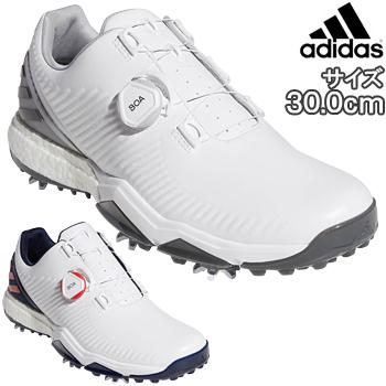 adidas Golf(アディダスゴルフ) 日本正規品 ADIPOWER 4ORGED BOA (アディパワーフォージドボア) ソフトスパイクゴルフシューズ 2019モデル 「BTE46」 サイズ:30.0cm【あす楽対応】