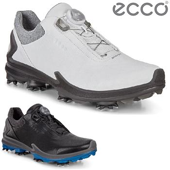 ECCO(エコー)日本正規品 BIOM G3 BOA メンズモデル ソフトスパイクゴルフシューズ 2019新製品 「131814」【あす楽対応】