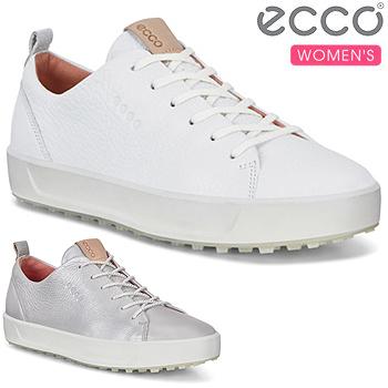 ECCO(エコー)日本正規品 GOLF SOFT レディスモデル スパイクレスゴルフシューズ 2019新製品 「101103」【あす楽対応】