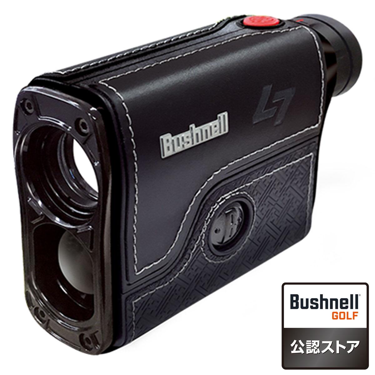 【【最大3300円OFFクーポン】】Bushnell(ブッシュネル) ゴルフ用レーザー距離計 ピンシーカースロープL7ジョルト 2019モデル 【あす楽対応】