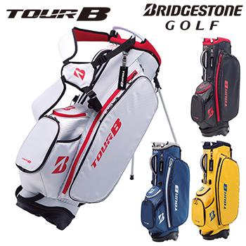 ブリヂストンゴルフ日本正規品 TOUR B 軽量 スタンドバッグ スポーティベーシックモデル 2019新製品 「CBG923」【あす楽対応】