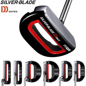 PRGR(プロギア)日本正規品 SILVER-BLADE DD シルバーブレードDDシリーズ パターオリジナルスチールシャフト2019新製品 【あす楽対応】