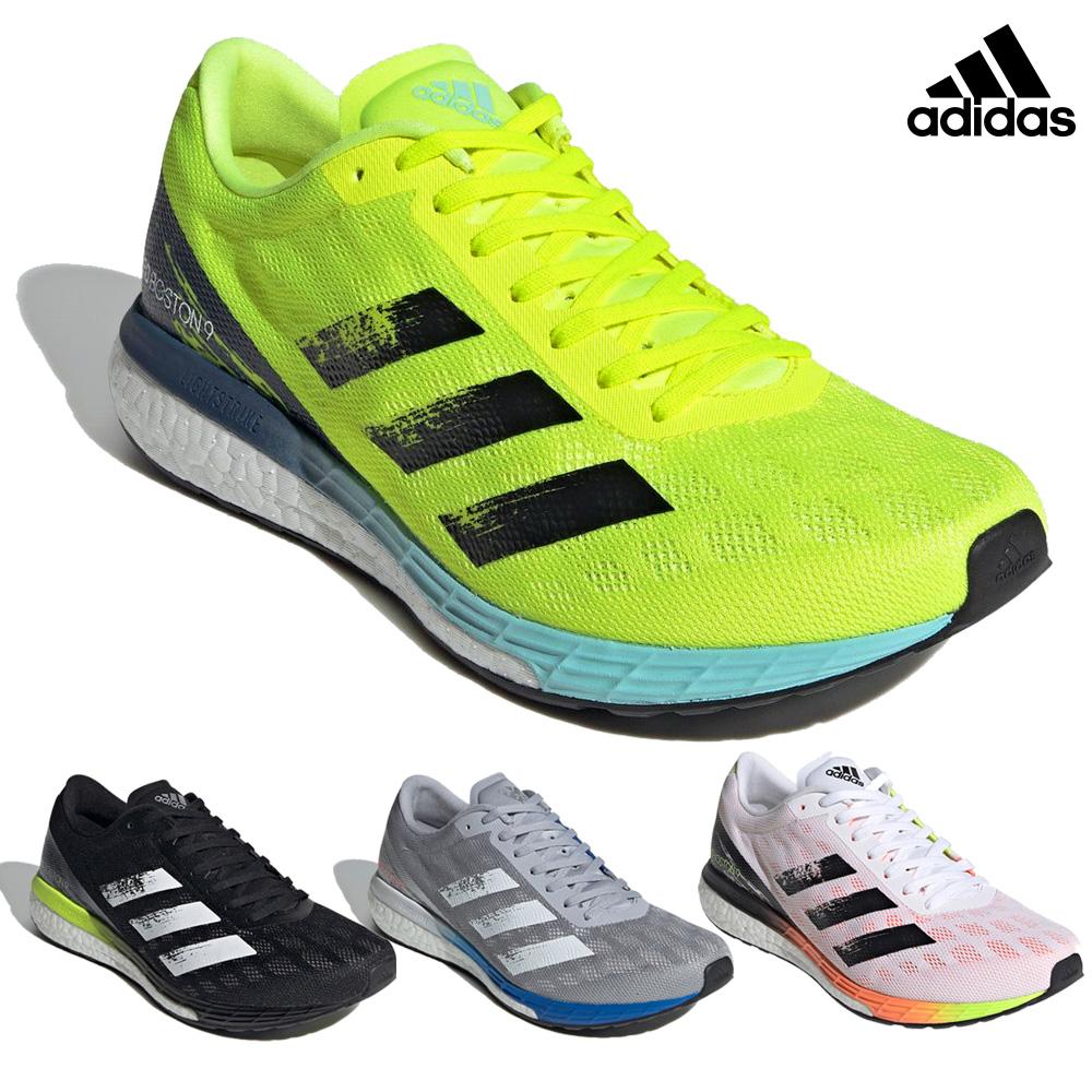 【激安54%OFF!即納!】 adidas(アディダス)スポーツ日本正規品 ADIZERO BOSTON 9 M (アディゼロ ボストン 9 M) メンズ ランニングシューズ 【あす楽対応】