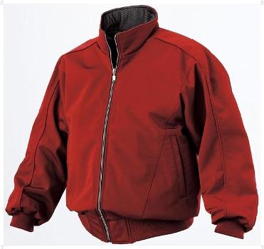 デサント(DESCENTE) グランドコート レッド ds-dr215-red