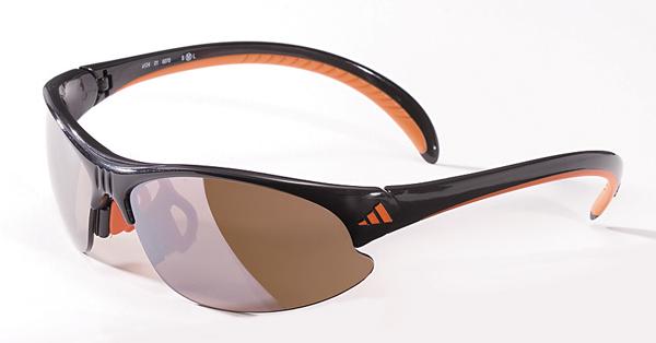 アディダス 【サングラス】 a124 golf ブラックオレンジ maj-a124016070