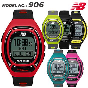 45151b877b ニューバランス(NewBalance)軽量コンパクトGPS機能搭載ランニングウォッチ(腕時計)EX2906【あす楽対応】