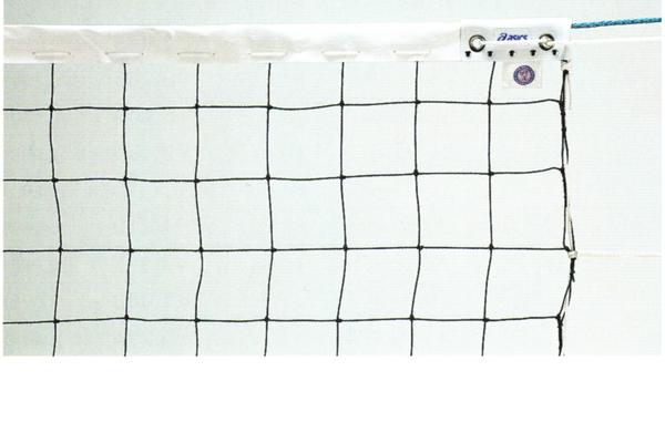 アシックス 女子9人制バレーボールネット検定A級 22260k