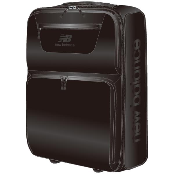 ニューバランス キャリーバッグ 機内持ち込み可能サイズ K nbj-jabf8368-bk
