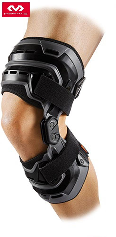 McDavid(マクダビッド) バイオロジックス ニーブレイス 左膝用 ブラック