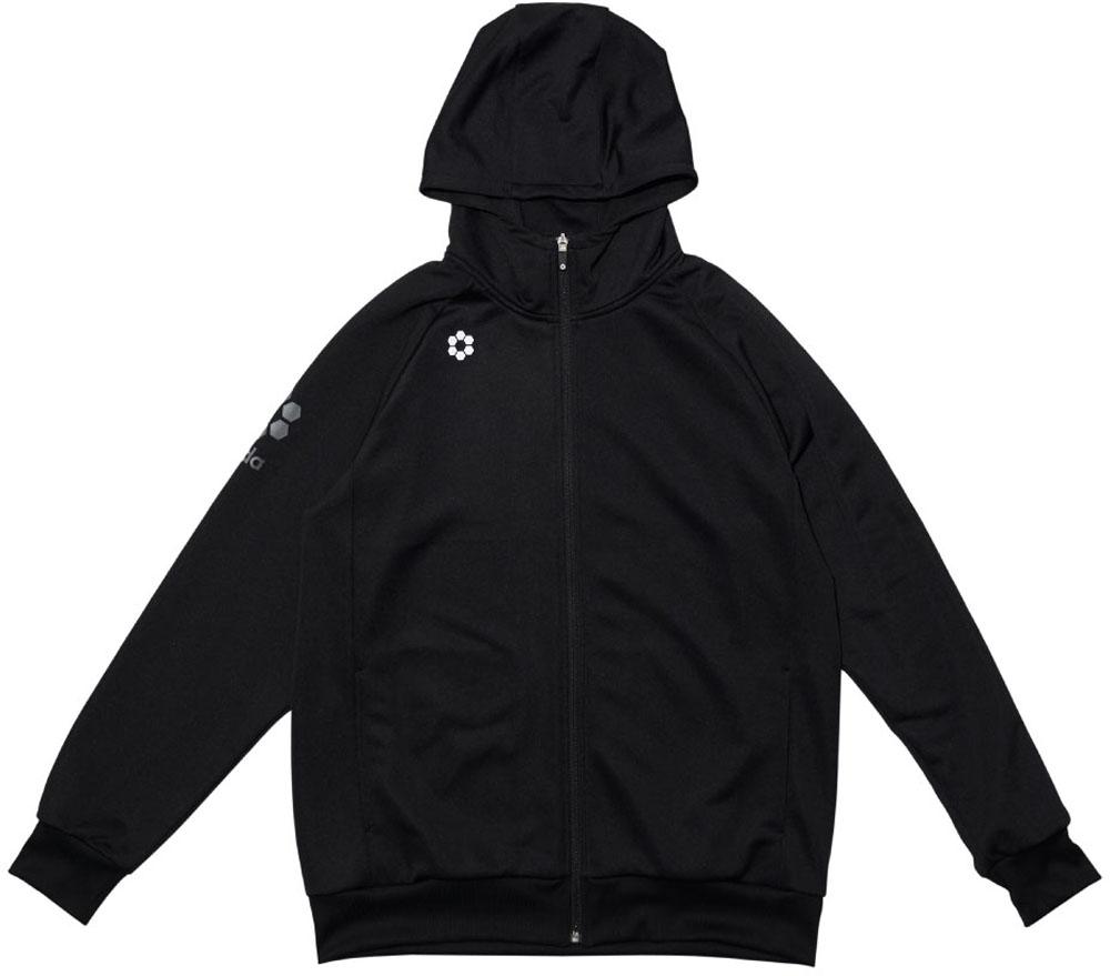 SFIDA スフィーダ ドライスウェットジャケット 初回限定 全店販売中 BLACK