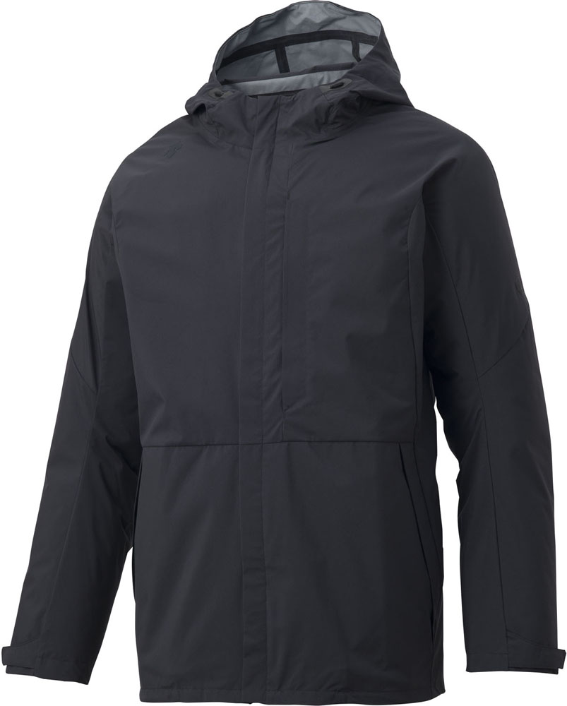 デサント(DESCENTE) 2.5レイヤー フーデッドジャケット メンズ