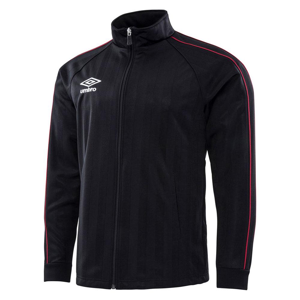 UMBRO アンブロ 商舗 店内全品対象 ウォームアップジャケット ブラック