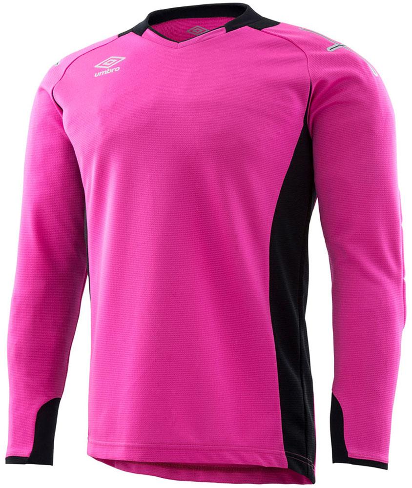 卸売り UMBRO アンブロ Jr.GKシャツ レビューを書けば送料当店負担 Sピンク