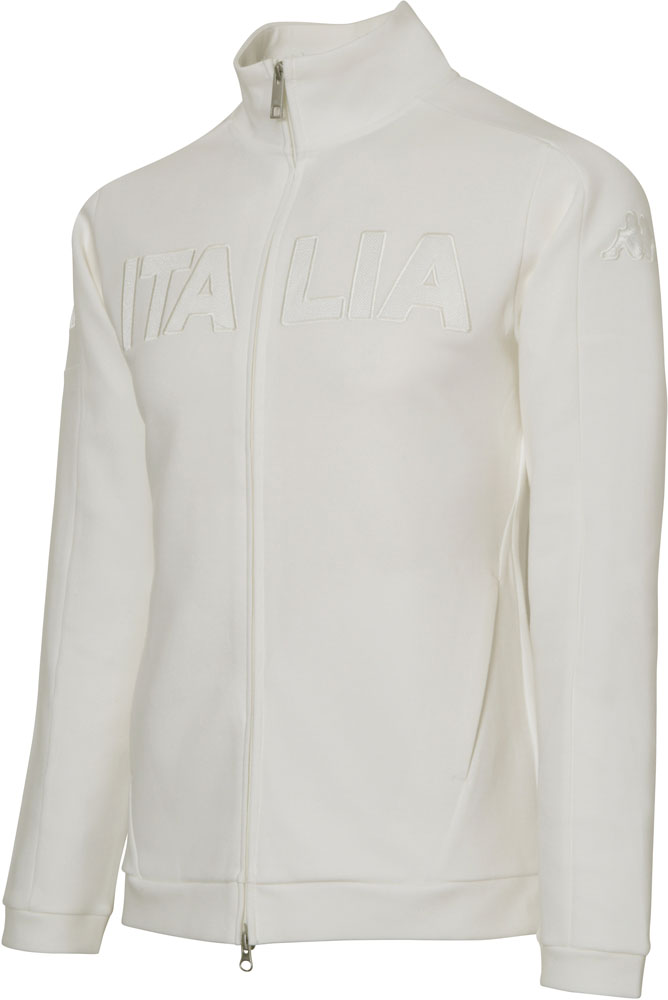 Kappa(カッパ) スウェットジャケット オフホワイト