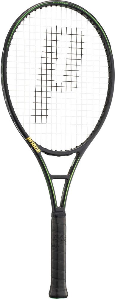 <title>Prince プリンス テニスラケット ファントム グラファイト 107 人気の定番 ブラック×グリーン</title>