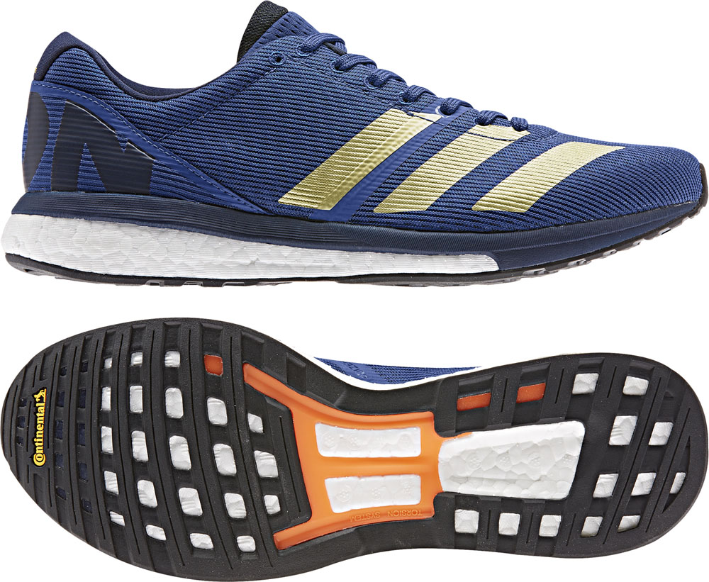 adidas(アディダス) adizero Boston 8 m COLROY/GLDメッ