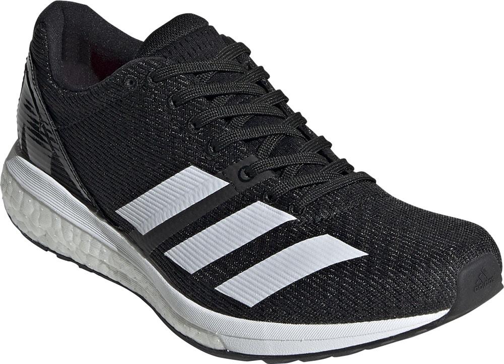 adidas(アディダス) adizero Boston 8 w コアBLK/RUNWHT