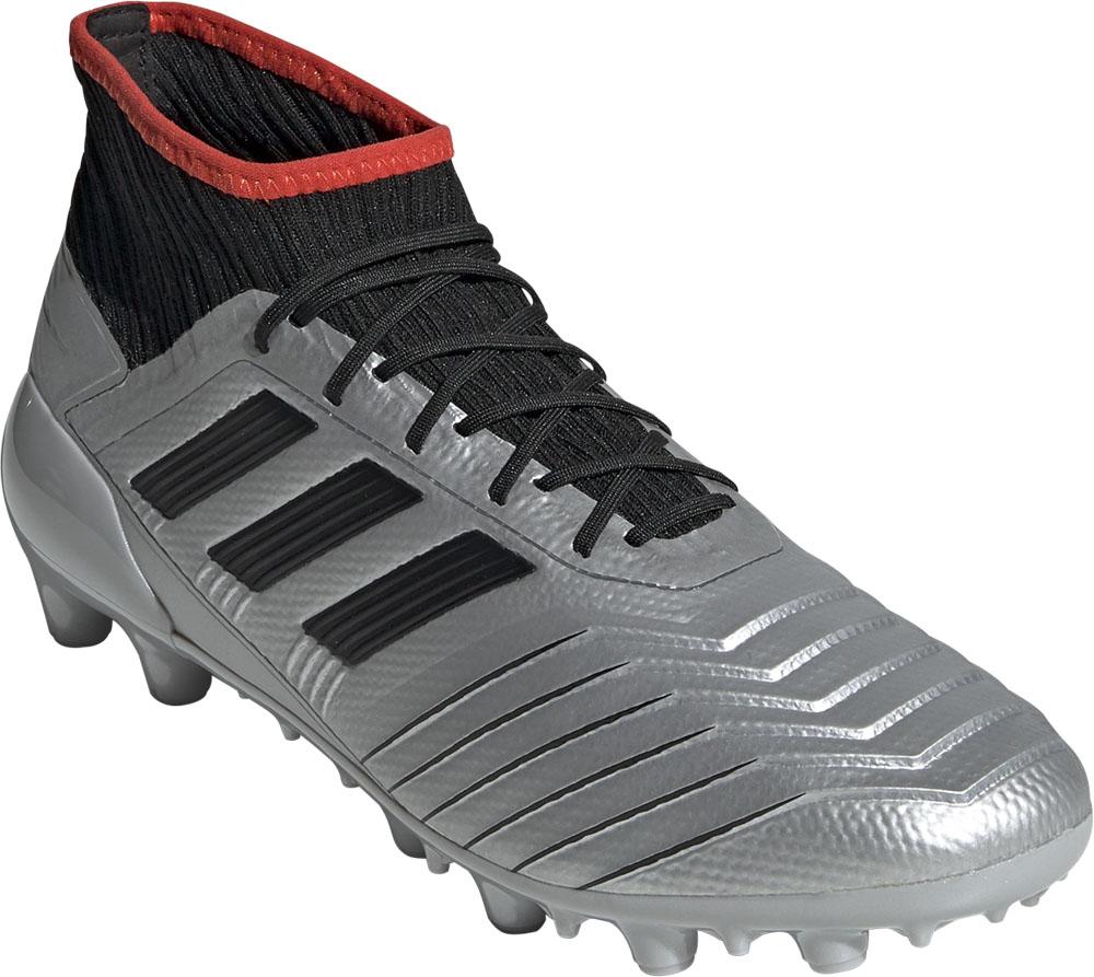 adidas(アディダス) プレデター 19.2-ジャパン HG/AG SLVメット/コアBLK