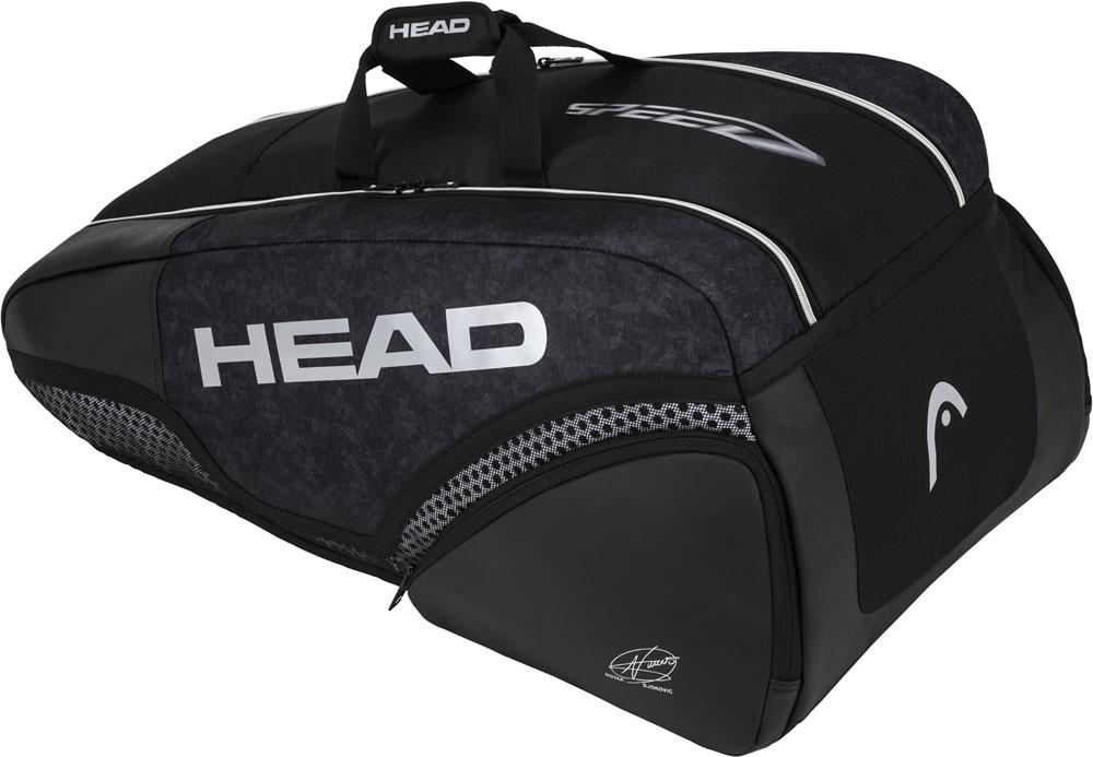 HEAD ヘッド ツアーバッグ 保障 ジョコビッチ SUPERCOMB 9R スーパーコンビ DJOKOVIC 新作通販