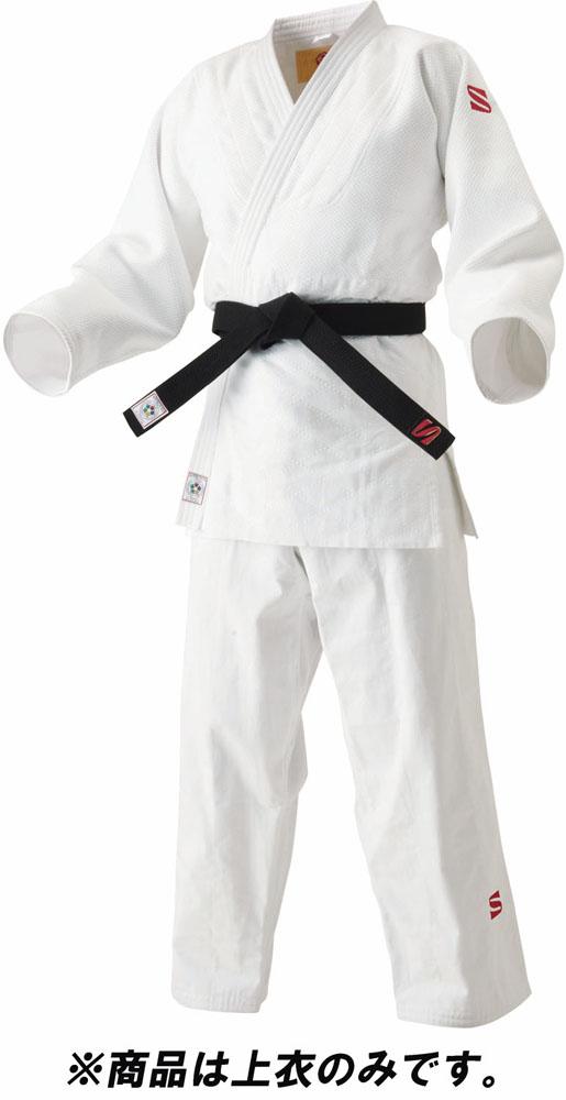ついに再販開始 KUSAKURA クザクラ 男女兼用 ジュニア 柔道衣 上衣のみ 全日本柔道連盟認定柔道衣 L体 L 2 大幅にプライスダウン 新規格 IJF