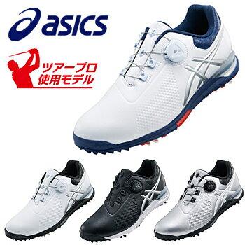 ASICS(アシックス)日本正規品 GEL-ACE TOUR3 Boa (ゲルエースツアースリーボア) ソフトスパイクゴルフシューズ 「TGN923」【あす楽対応】