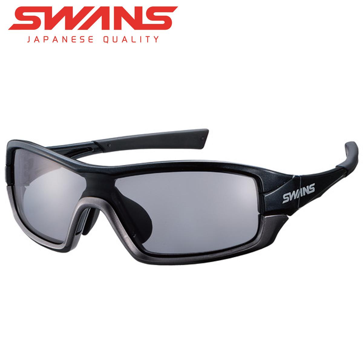 激安68%OFF即納 SWANS スワンズ 日本正規品 STRIX I 返品不可 ストリックスアイ GM あす楽対応 サングラス 偏光レンズモデル BK I-0151 在庫一掃売り切りセール