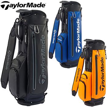 TaylorMade(テーラーメイド) 日本正規品 TMシティテックライトスタンドバッグ 軽量ゴルフキャディバッグ 2019新製品 「KY320」 【あす楽対応】