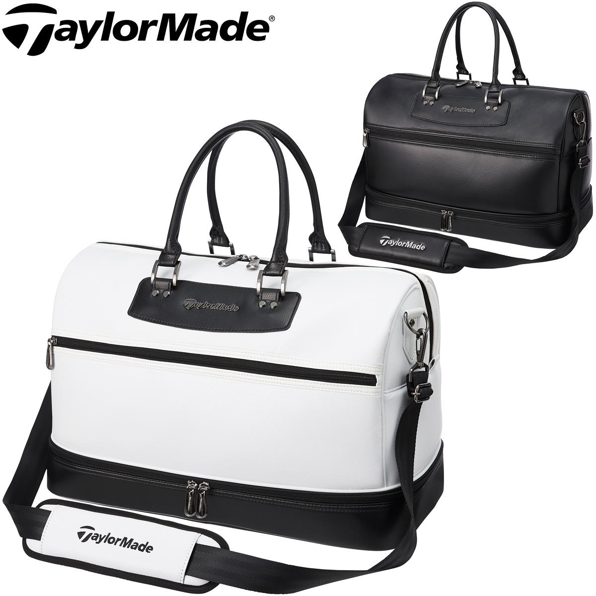 【【最大3300円OFFクーポン】】TaylorMade(テーラーメイド)日本正規品 TOUR-ORIENTED BOSTON BAG (ツアーオリエンティッドボストンバッグ) 二層式ボストンバッグ 2020新製品 「KY838」 【あす楽対応】